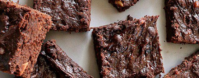 Amazing 3 Ingredient Brownies