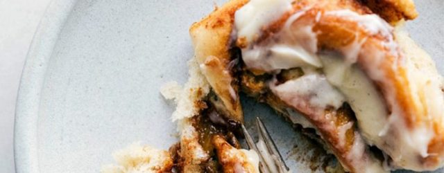 Delicious Homemade Cinnamon Rolls Recipe