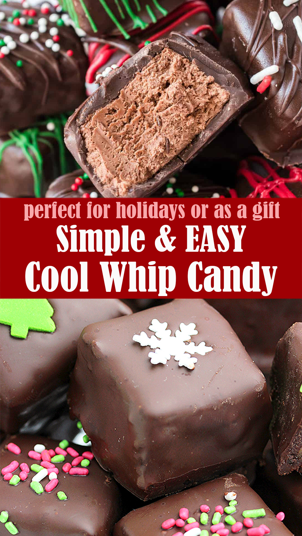 Easy Cool Whip Candy Recipe