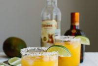 Mango Margarita (No Sugar Added)