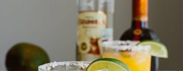 Mango Margarita (No Sugar Added)