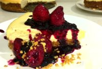 The Best New York Style Cheesecake