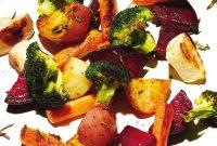 Low Carb Oven Vegetables (under 15 minutes)