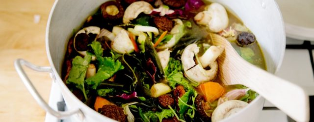 Gut-Healing Vegetable Broth