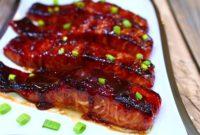 Easy Teriyaki Glazed Salmon Recipe