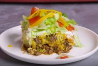 Potluck Taco Casserole Casserole Recipes with Ground Beef