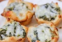 Tasty Spinach Dip Bites Recipe