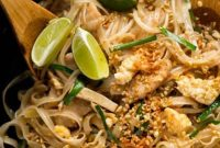 The Best Pad Thai Recipe