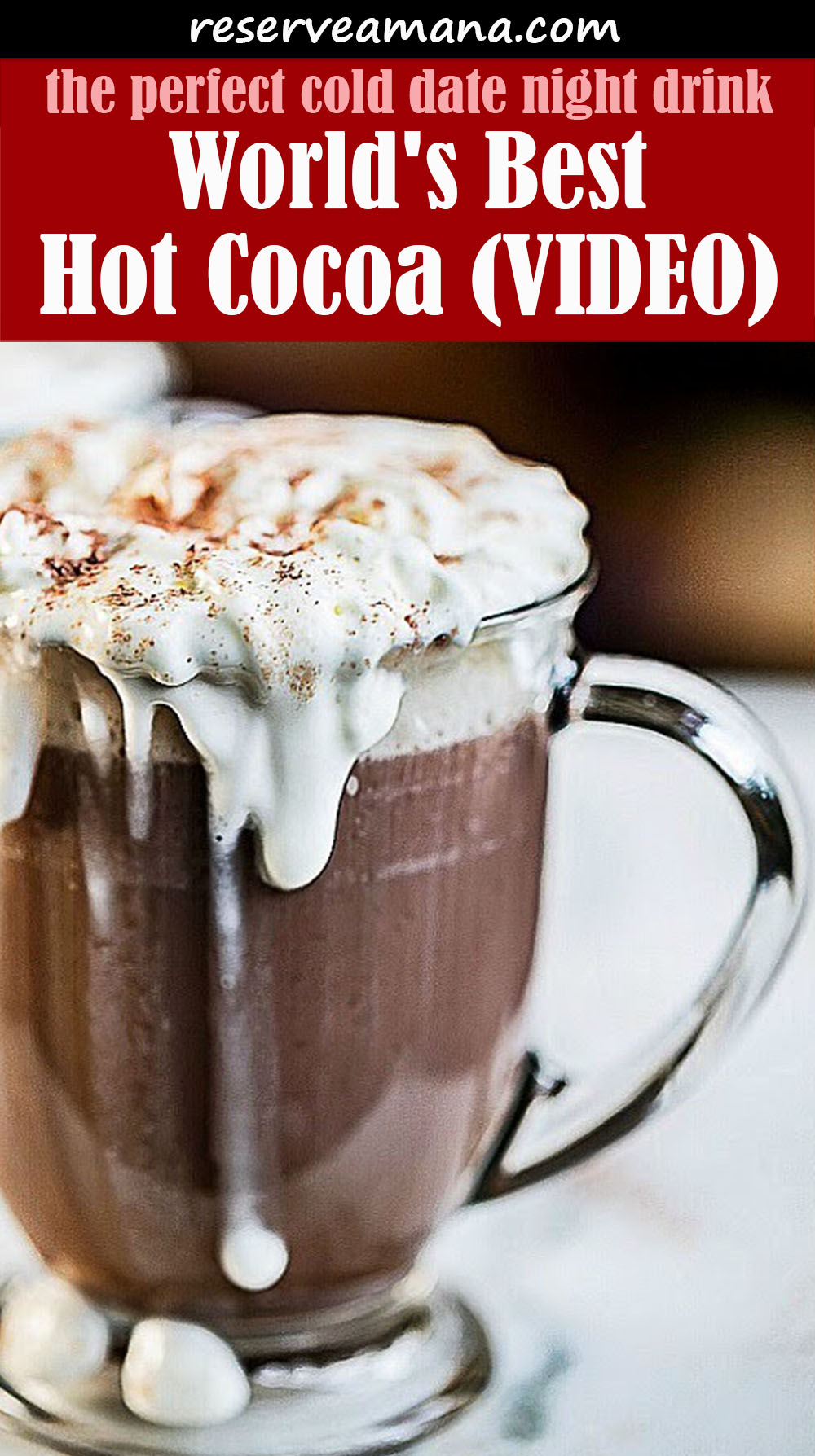 World's Best Hot Cocoa Recipe